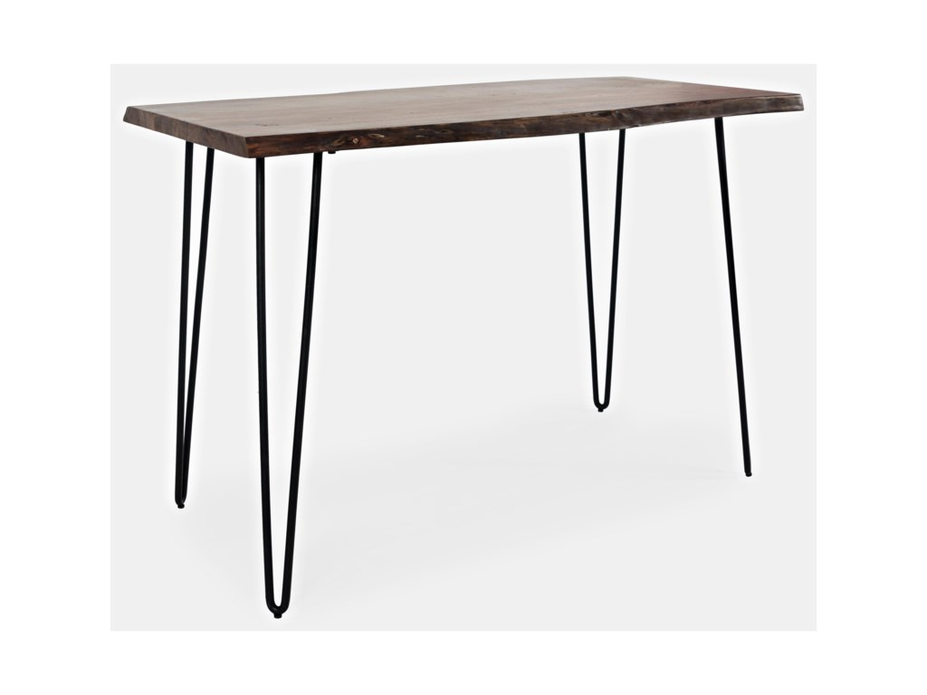 Jofran Nature's EdgeLive Edge Counter Height Table 52