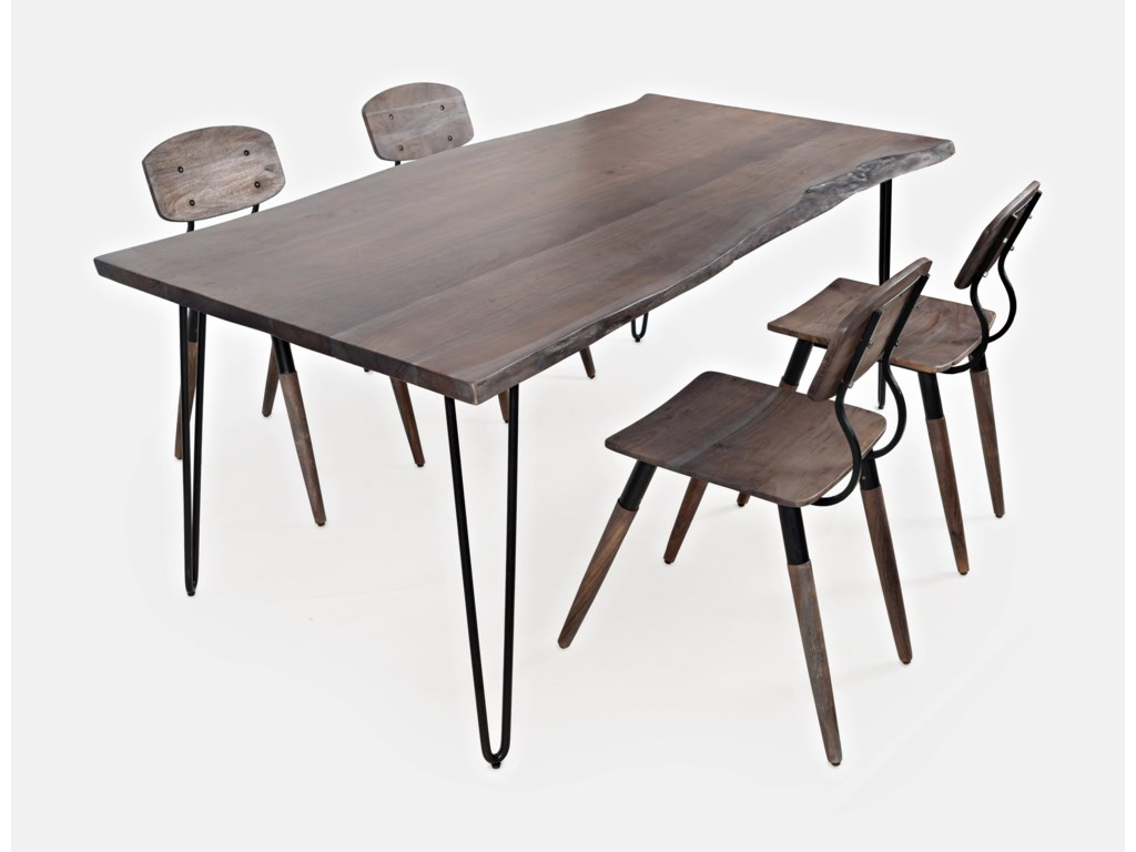 Jofran Nature's Edge5-Piece Table and Chair Set