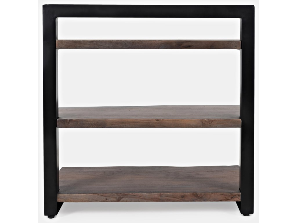 Jofran Nature's Edge3 Shelf Bookcase