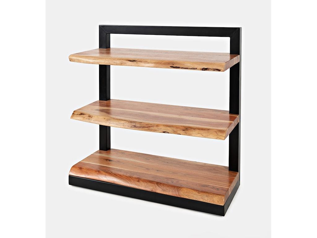 Jofran Nature's Edge3 Shelf Bookcase