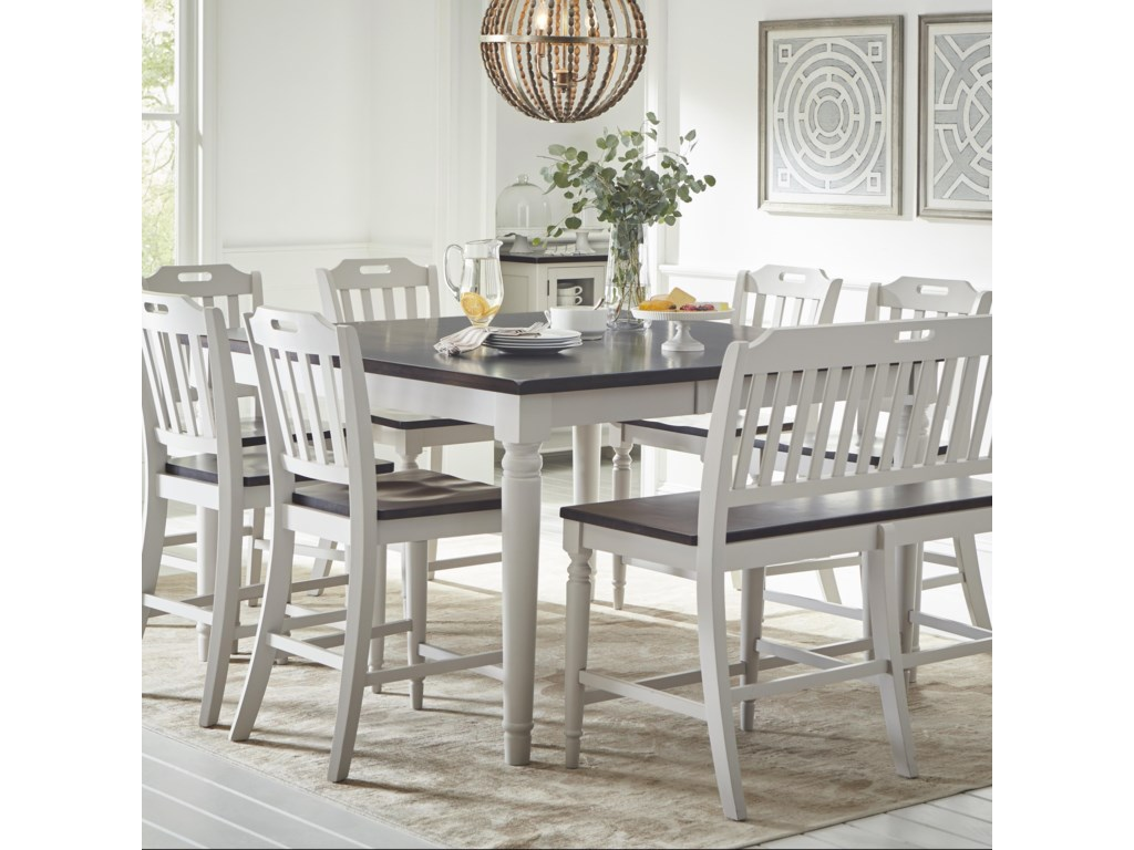 Jofran Orchard Park Counter Height Table   Furniture Barn ...