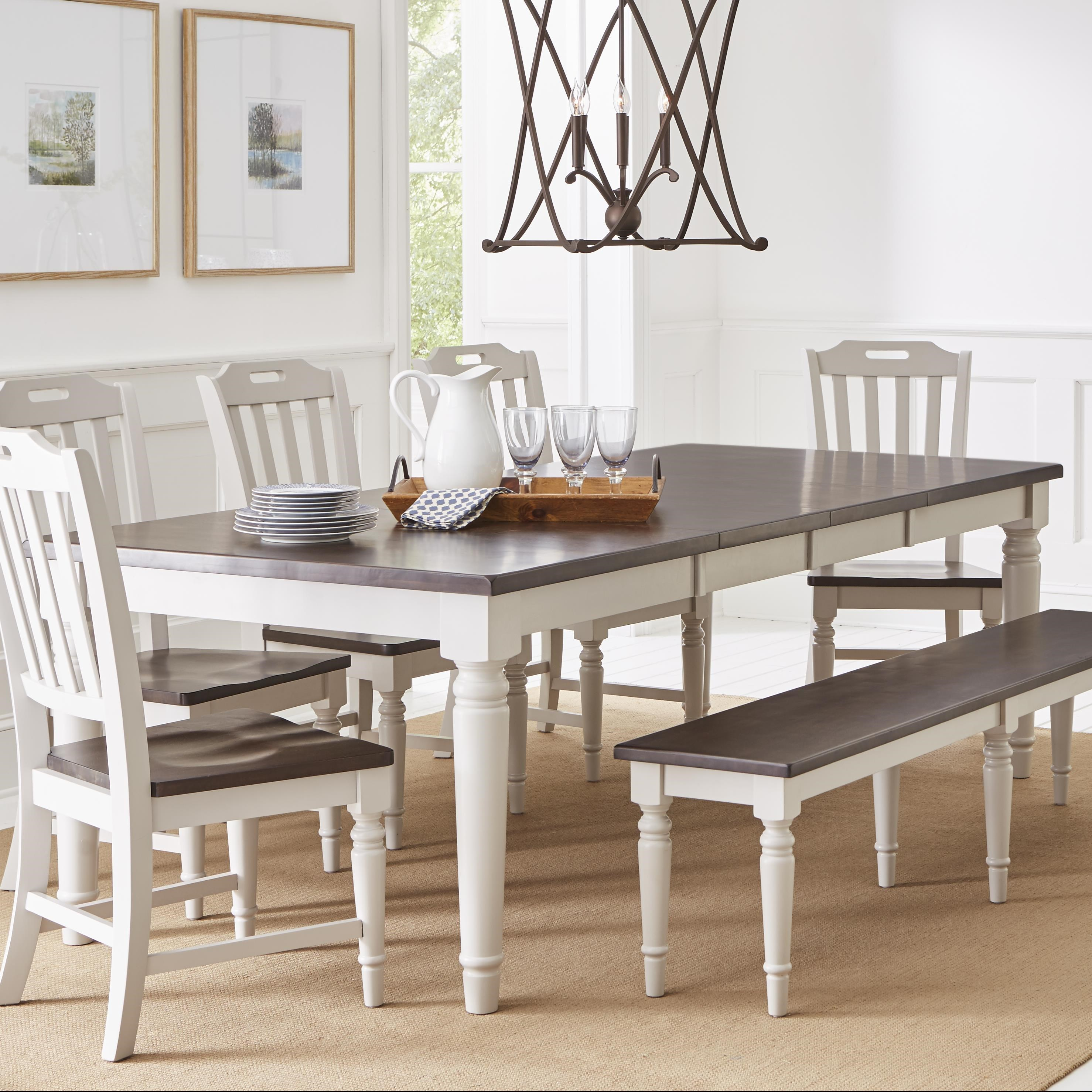 Jofran Orchard ParkRectangular Extension Table ...