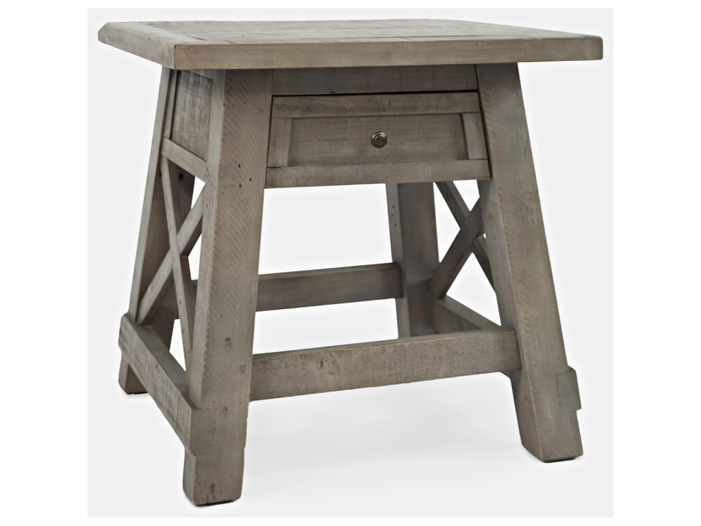 Jofran Outer BanksPower End Table