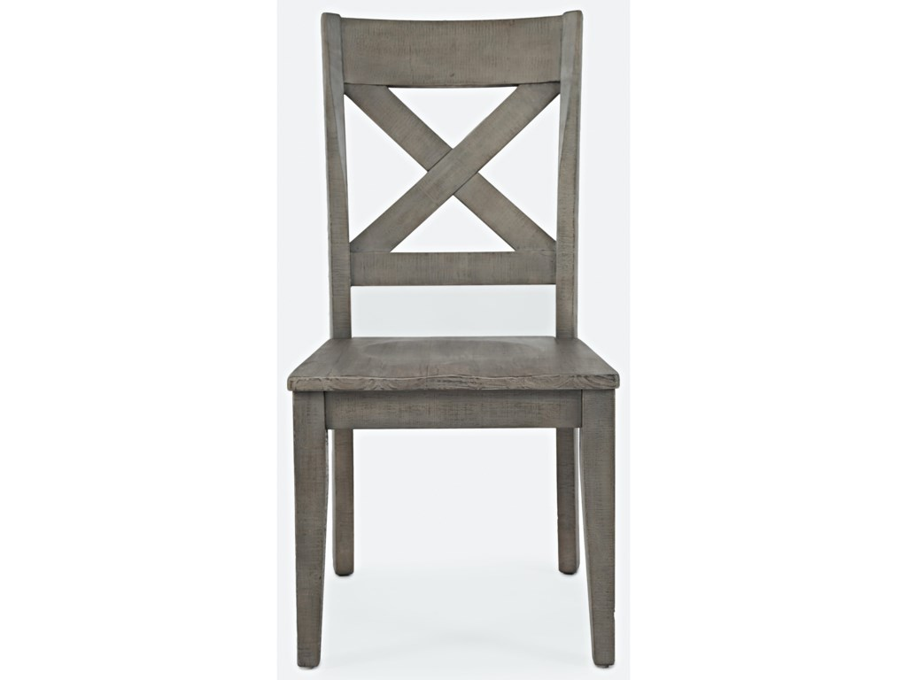 Jofran Outer BanksX-Back Chair