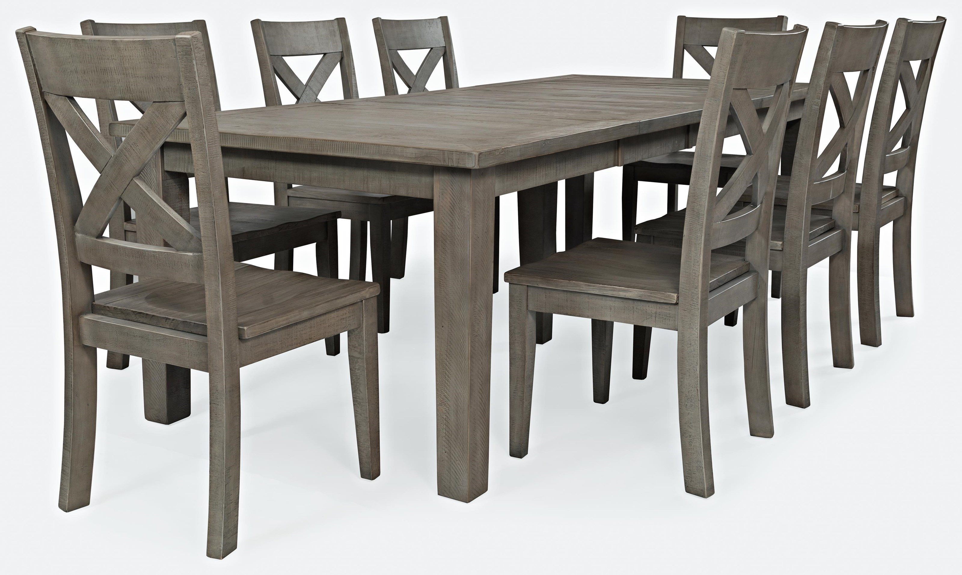 Jofran Outer Banks Table 8 Chairs Reeds Furniture Dining 7 Or More Piece Sets