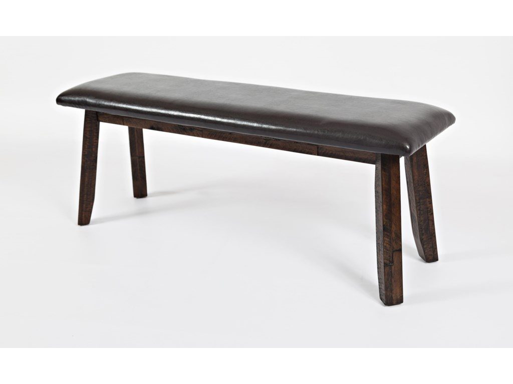 Jofran Painted CanyonDining Bench