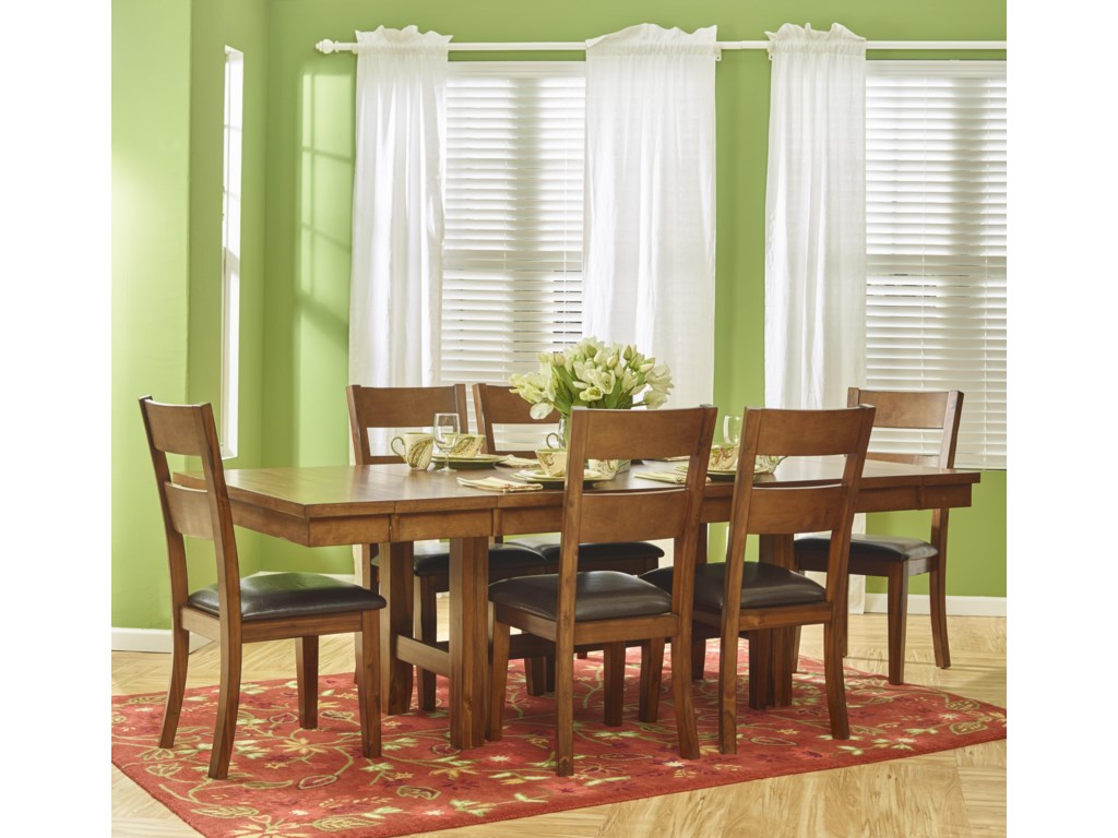 Shown Standard Height with Coordinating Chairs