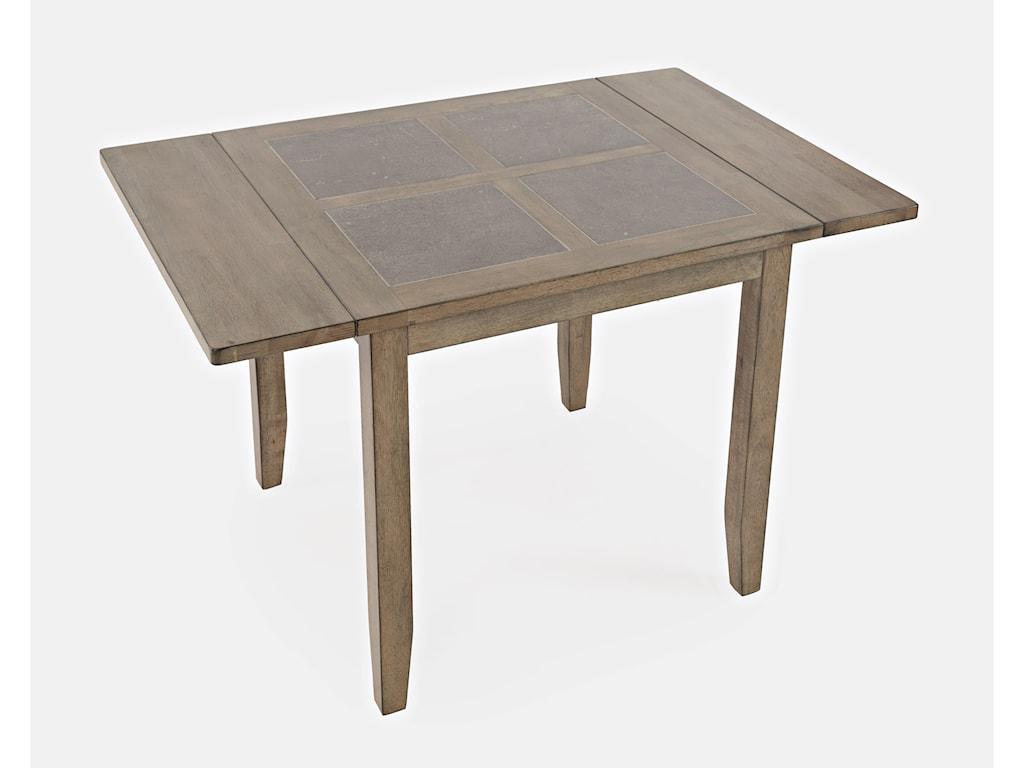Jofran Prescott ParkDropleaf Tile Top Table
