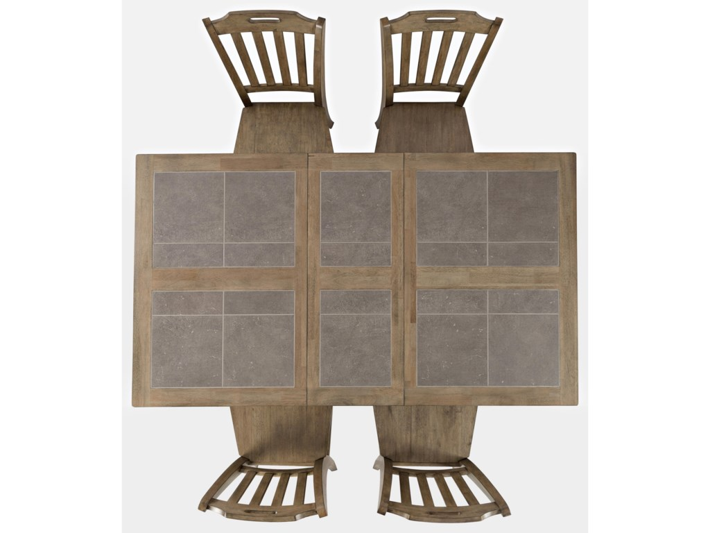 Jofran Prescott Park5-Piece Dining Table and Chair Set