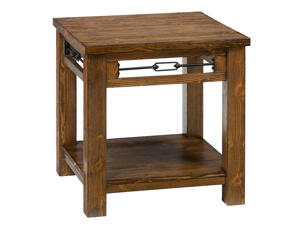 Jofran San MarcosRectangle End Table