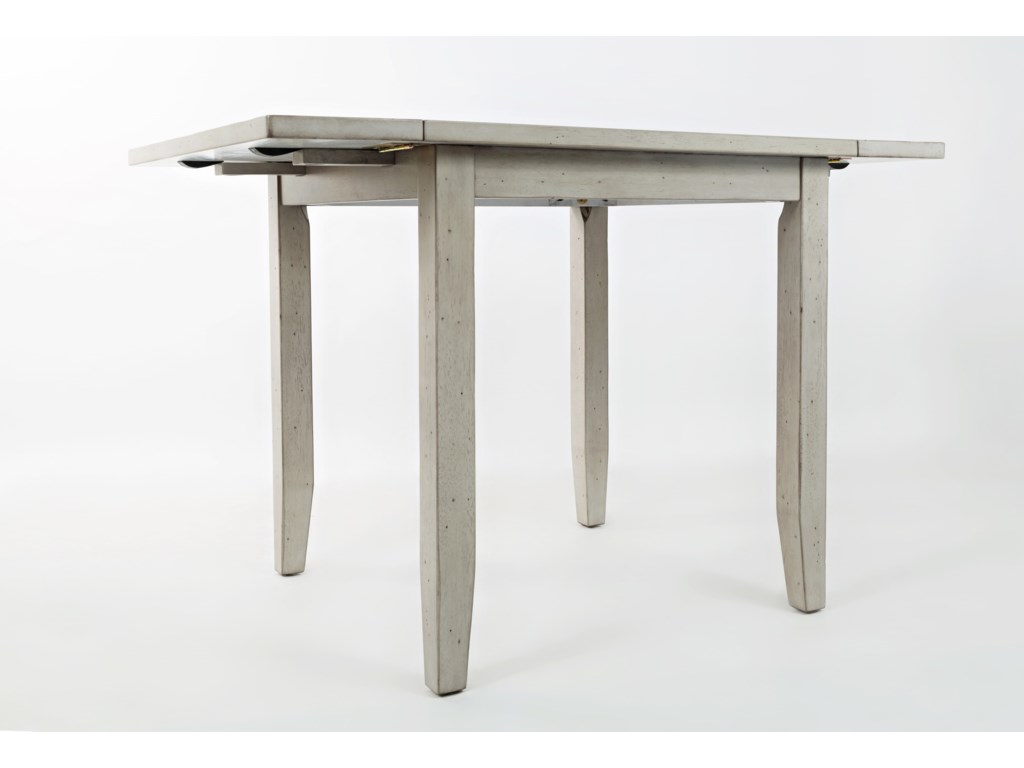 Jofran Sarasota SpringsTiled Drop Leaf Table