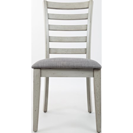 Ladder Back Dining Chair wi