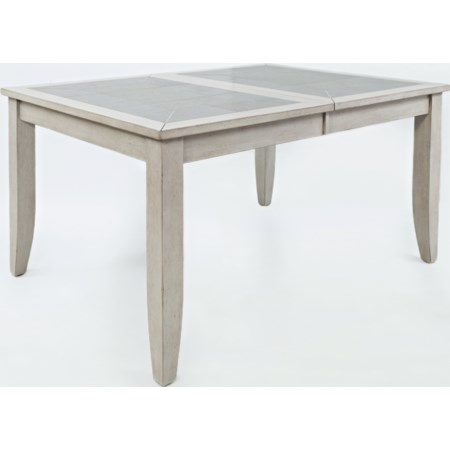 Tiled Extension Dining Table