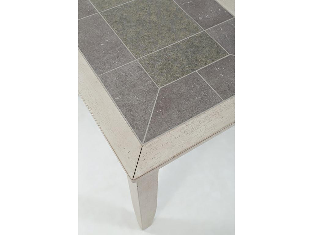 Table Top Corner Detail Shot