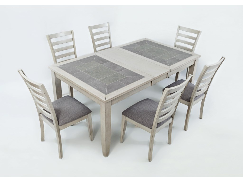 Stoneridge 5-Piece Dining Set includes Table and 4 Chairs | Morris ...