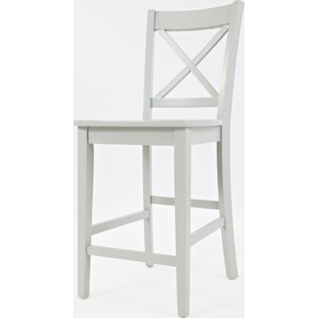 X-Back Stool - Counter Height