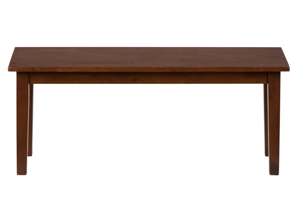 Jofran SimplicityWooden Bench