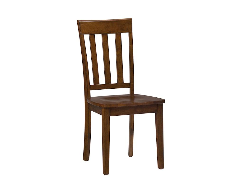 Jofran SimplicitySlat Back Side Chair