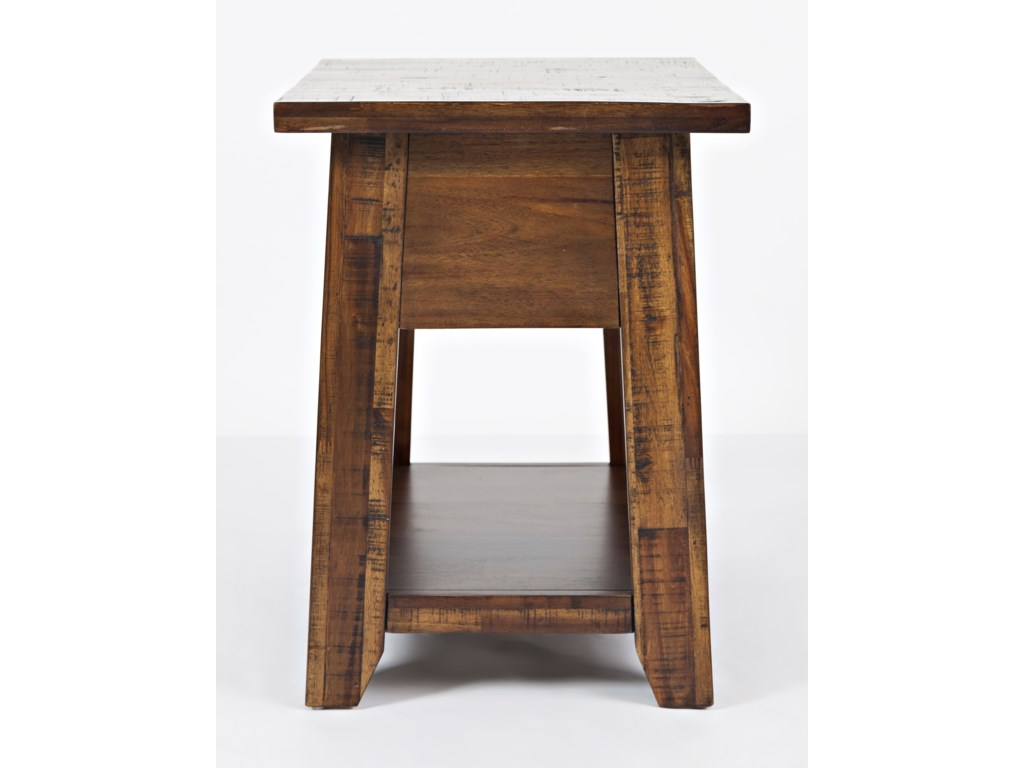 Jofran Sonoma CreekChairside Table