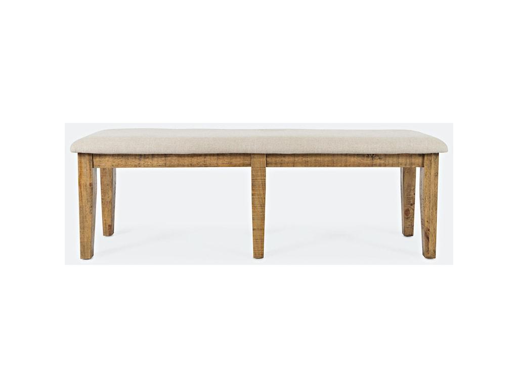Jofran Telluride Dining Bench
