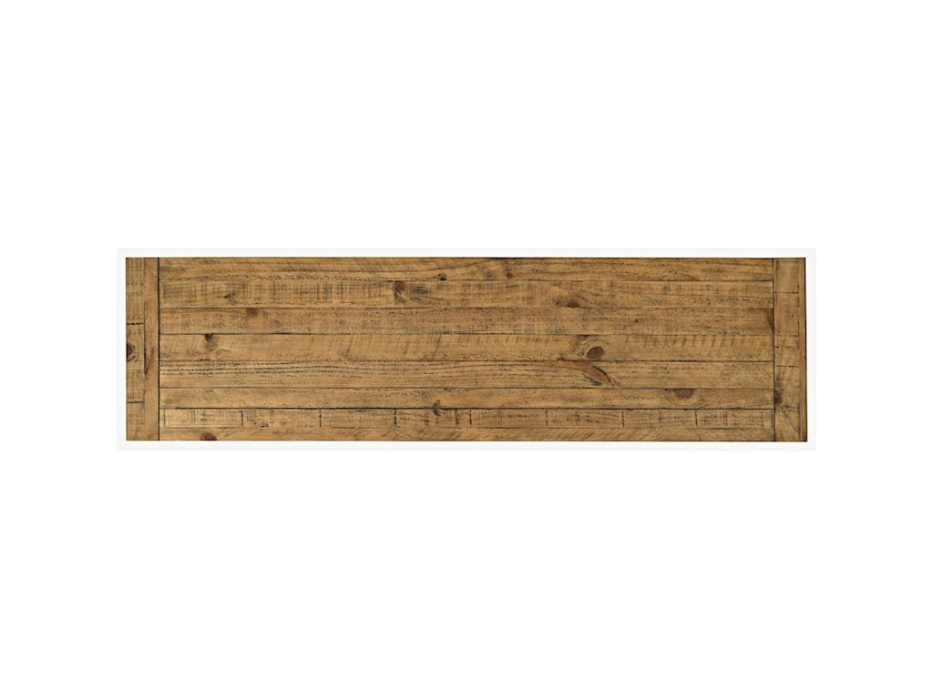 Jofran Telluride 4 Drawer Sideboard