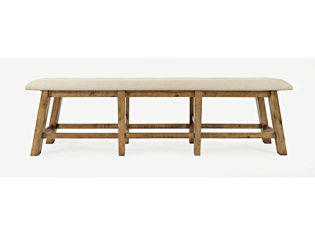 Jofran Telluride Counter Bench
