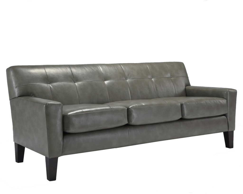 Best Home Furnishings Treynor Contemporary Sofa with Tufting and
