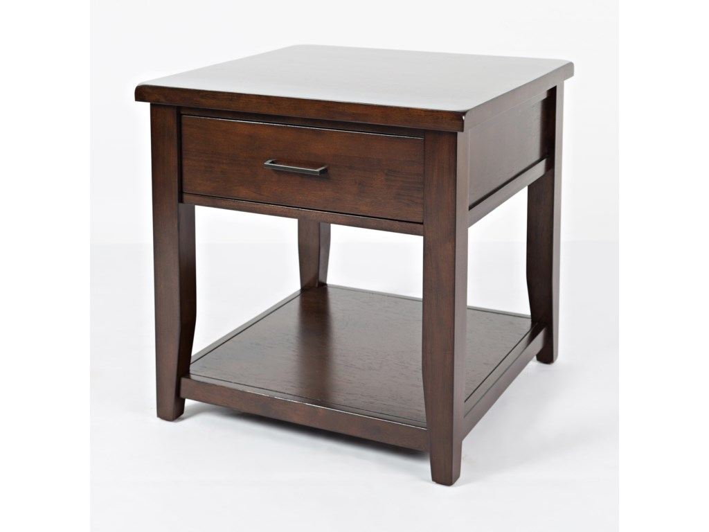 Jofran Twin CitiesEnd Table