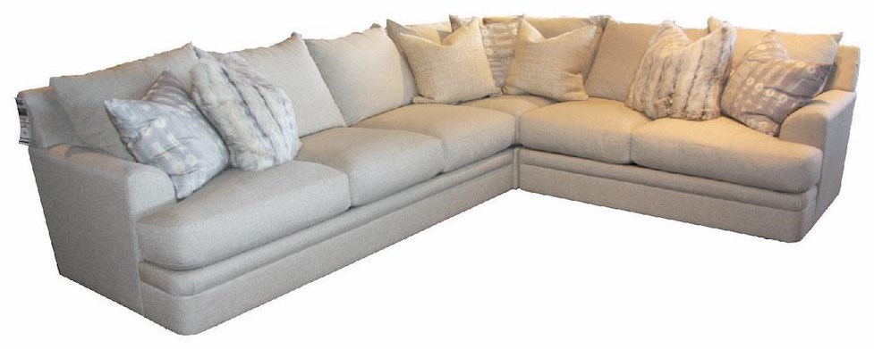 8000 Down 3 PC Sectional By JMD Furniture