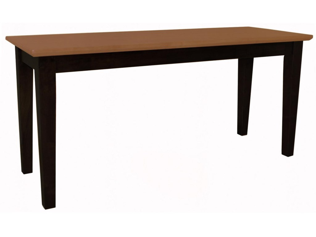 John Thomas Dining EssentialsContemporary Dining Bench
