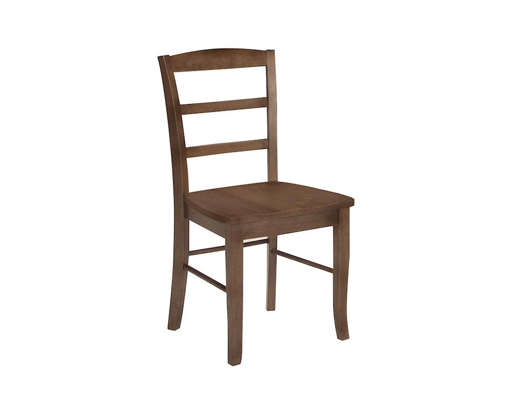 John Thomas Dining EssentialsLadderback Side Chair