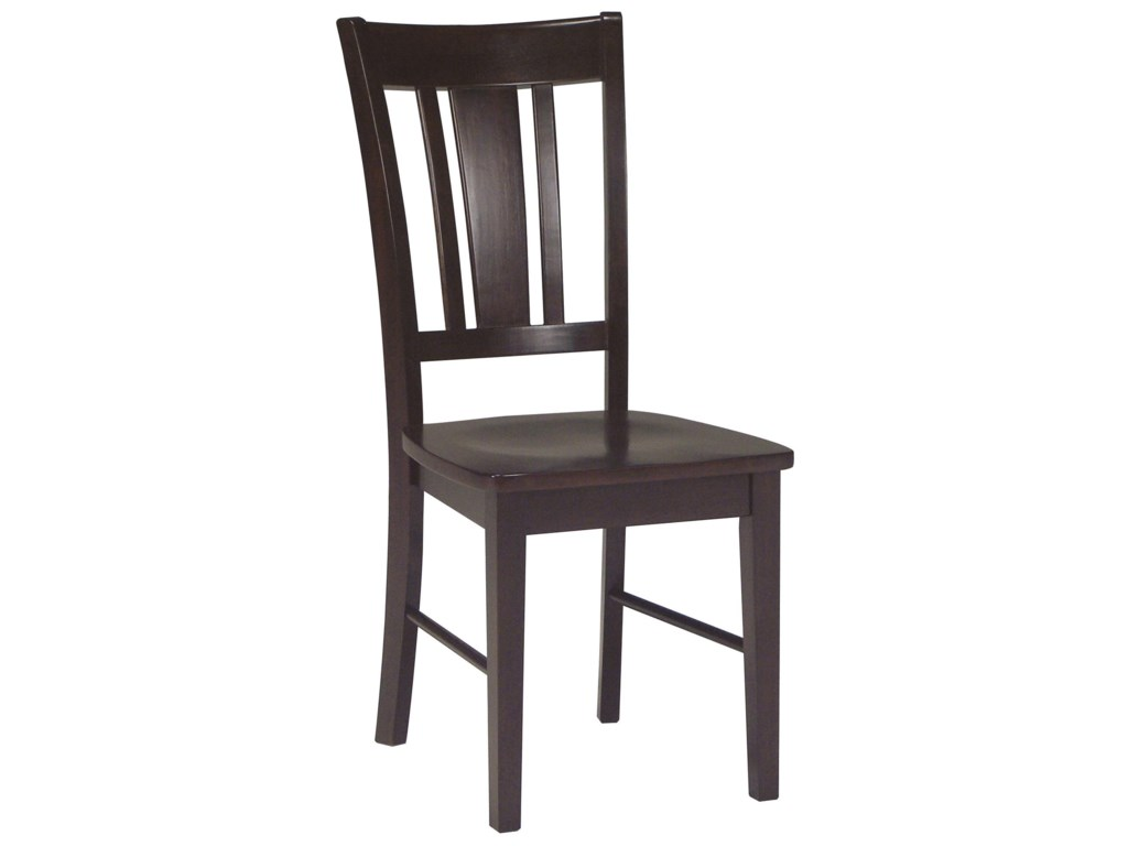John Thomas Dining EssentialsSplat Back Side Chair