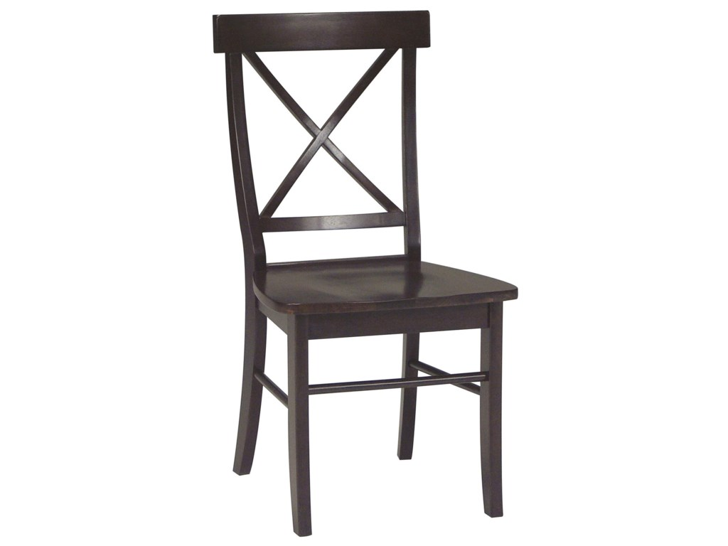 John Thomas Dining EssentialsX-Back Side Chair