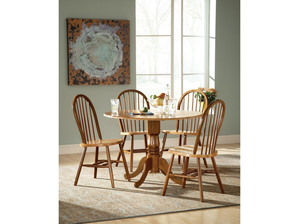 John Thomas Dining EssentialsWindsor Dining Side Chair