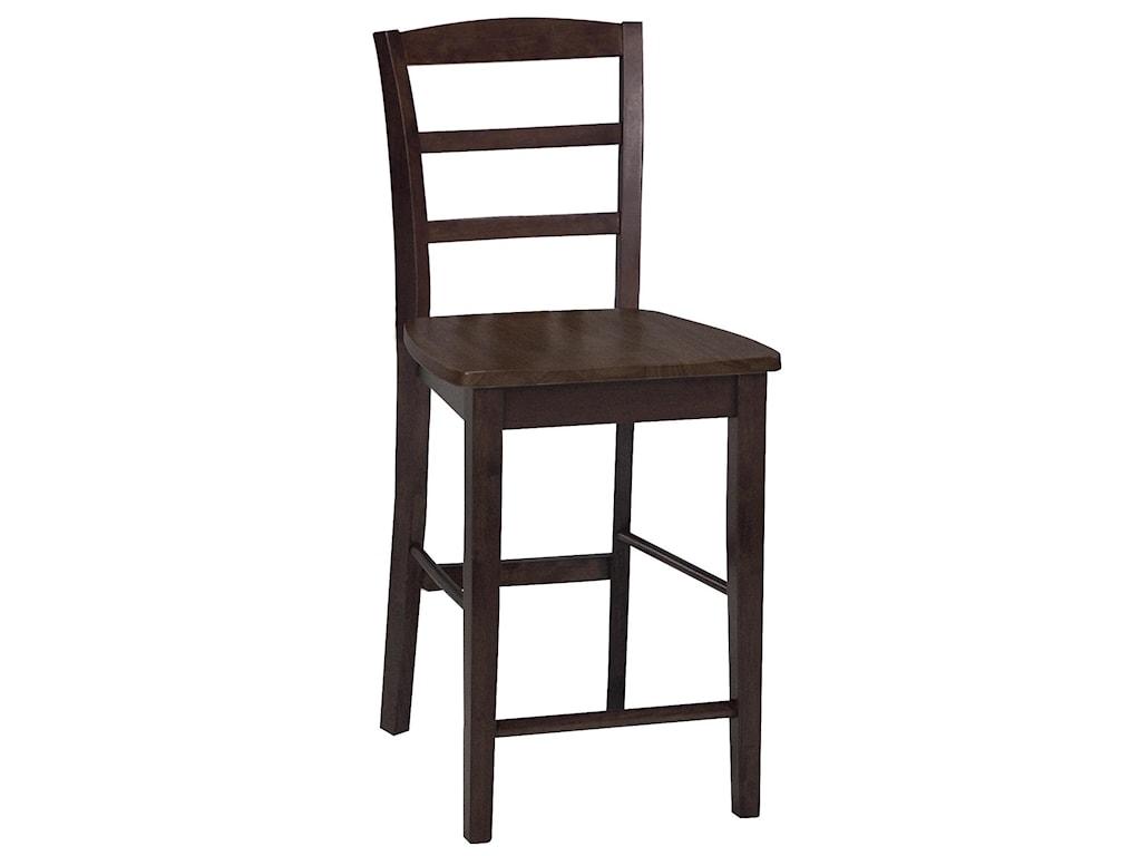 John Thomas Dining EssentialsLadderback Bar Chair