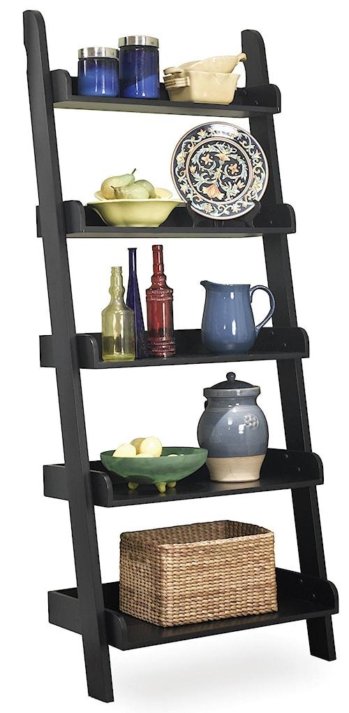 John Thomas Dining Essentials Leaning Ladder Shelf