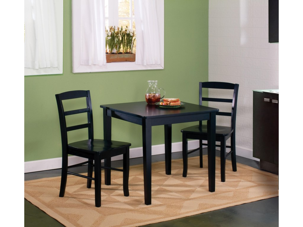 John Thomas Dining EssentialsCasual Square Table