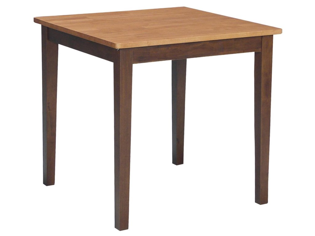 John Thomas Dining EssentialsCasual Square Table