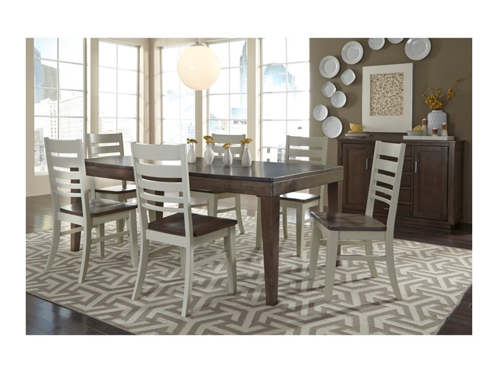 John Thomas LuxeFormal Dining Room Group
