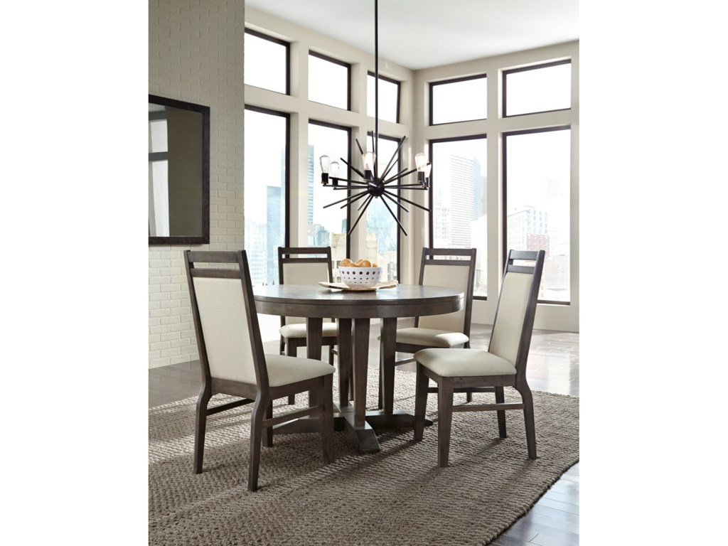 John Thomas LuxeUpholstered Dining Side Chair