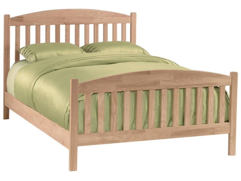 John Thomas SELECT BedroomQueen Mission Bed