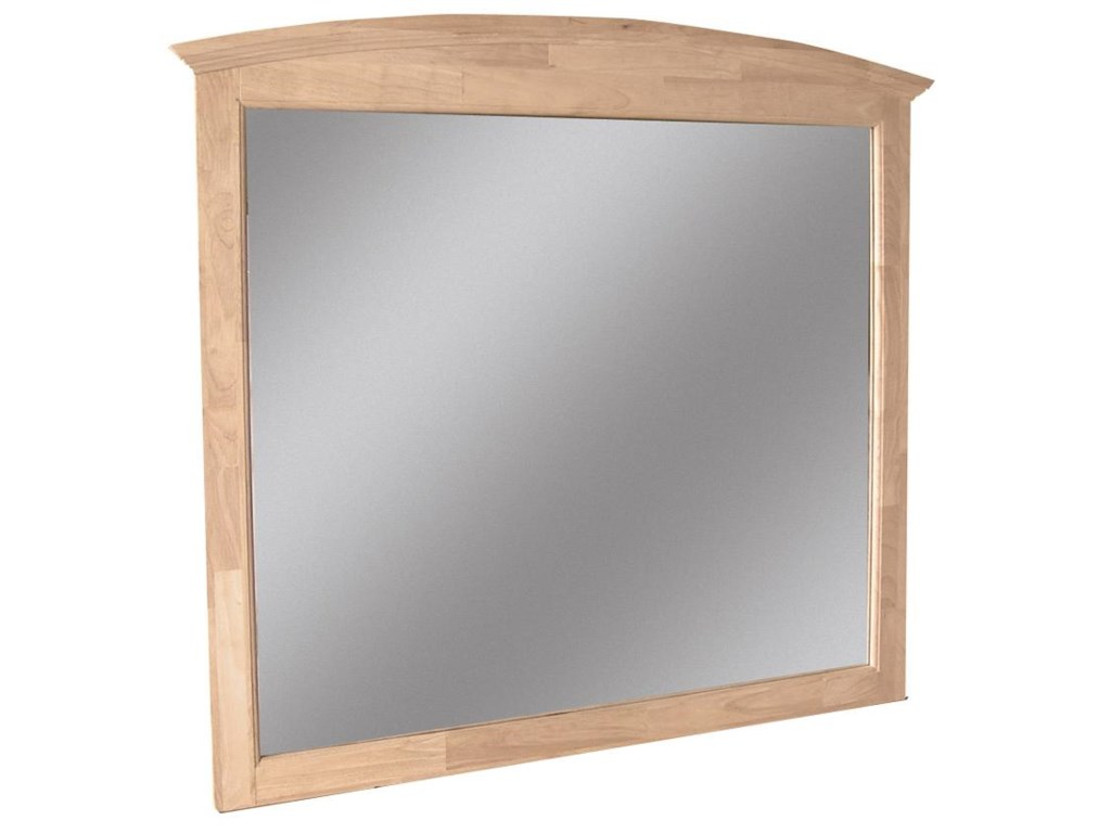 John Thomas SELECT BedroomLandscape Dresser Mirror