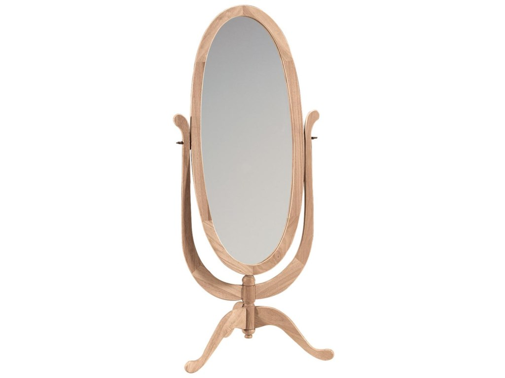John Thomas SELECT Home AccentsVictorian Cheval Mirror