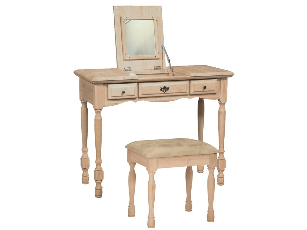 John Thomas SELECT Home AccentsVanity Bench