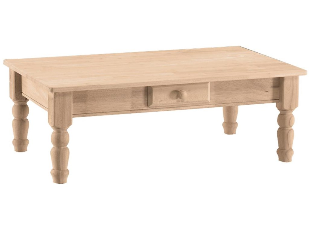 John Thomas SELECT Home AccentsTraditional Coffee Table