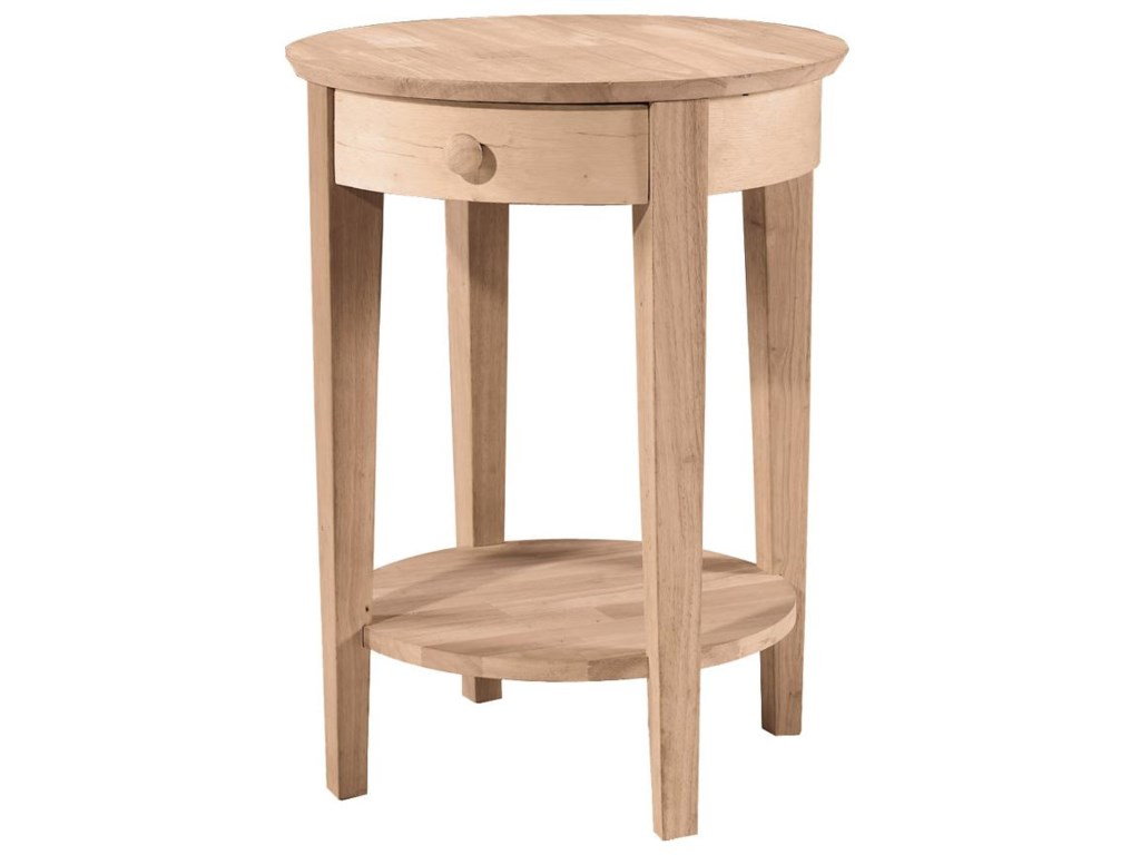 John Thomas SELECT Home AccentsPhillips Bedside Table