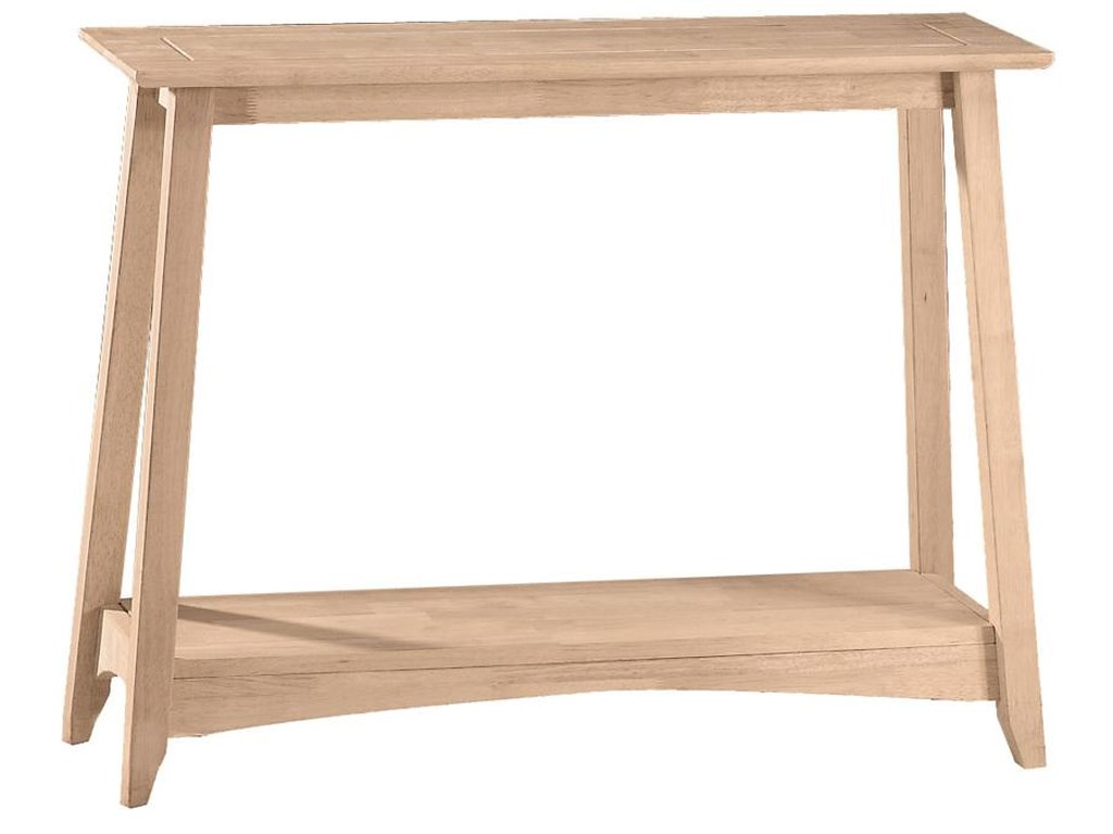 John Thomas SELECT Home AccentsBombay Sofa Table