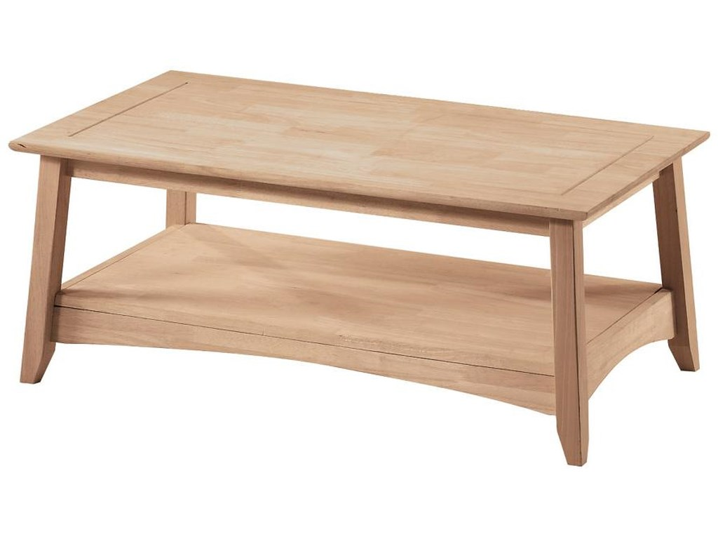 John Thomas SELECT Home AccentsBombay Coffee Table