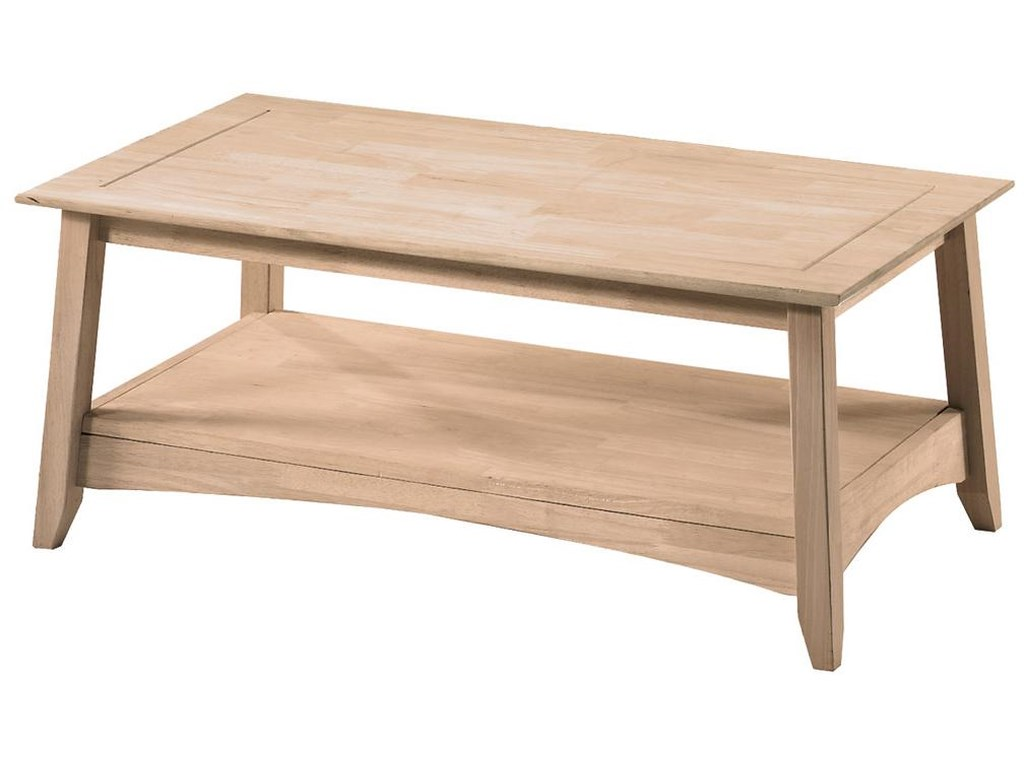John Thomas SELECT Home AccentsBombay Lift-Top Coffee Table