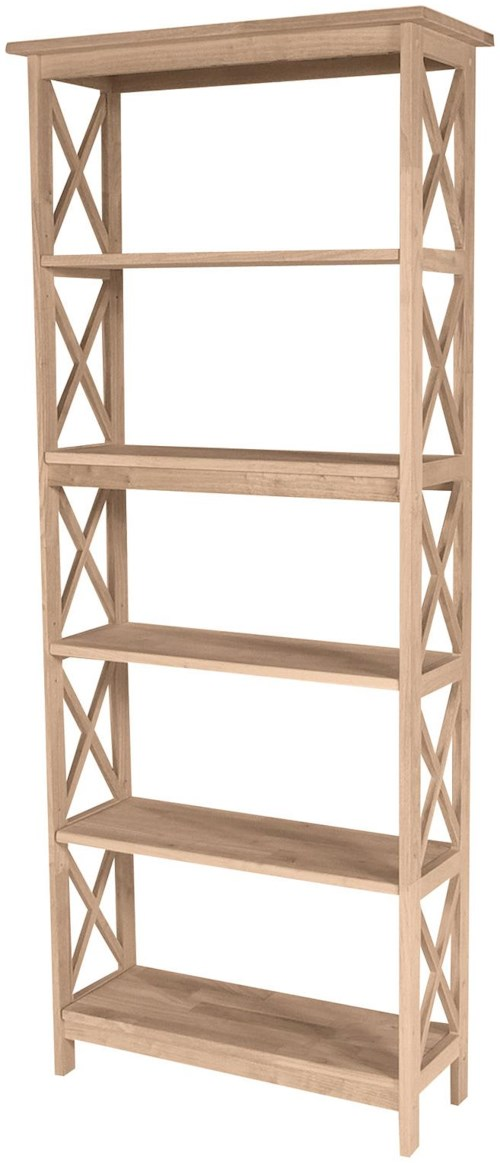 plans x bookcases diy bookcase bookshelf ana white tall rustic projects